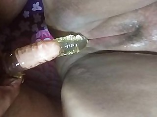 Bbw Desi house wife fucked by spouse at home and recorded