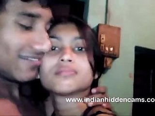 Bangla Indian Babe In Bra Kissing BigTits Exposed
