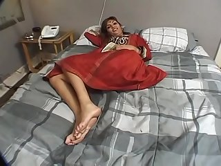 Indian total depravation...she loves 2 cocks at the same time!!!